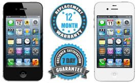 Factory Refurbished iPhone 4 from Yazoom