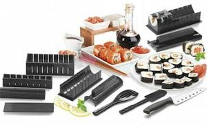 A 10pc Ultimate Sushi Maker Kit from Yazoom