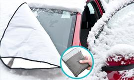 Magnetic Anti-Snow/Frost Windscreen Cover from Yazoom