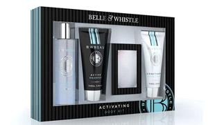 Belle and Whistle Men's Gift Set from Yazoom