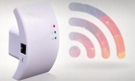 WiFi Repeater from Yazoom