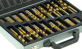 Pro Series Drill Bit Set from Groupy