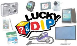Lucky Dip Deal from Groupy