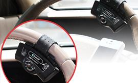 Bluetooth 2.0 Hands-Free Car Kit from Groupy