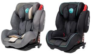 Edwards and Co Sicuro ISOFIX Booster Seat from Yazoom