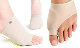 Gel Arch Support Sleeves from Groupy