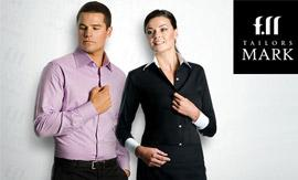 Design-Your-Own Tailored Business Shirt from Groupy