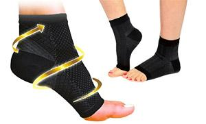 Compression Foot Sleeves from Yazoom