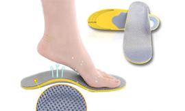 Orthotic Arch Support Shoe Insoles from Yazoom