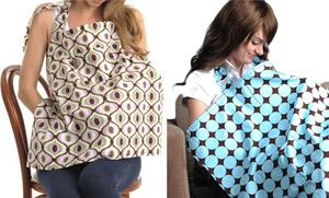 Multifunctional Nursing Cover from Yazoom